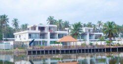 villa meublées bassam
